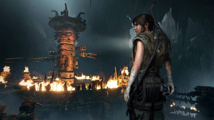 Shadow of the Tomb Raider, la data di uscita di The Pillar
