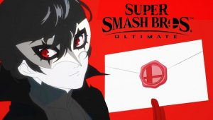 Super Smash Bros. Ultimate Persona 5