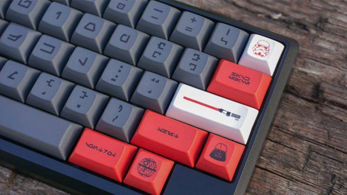 Novel Keys Star Wars