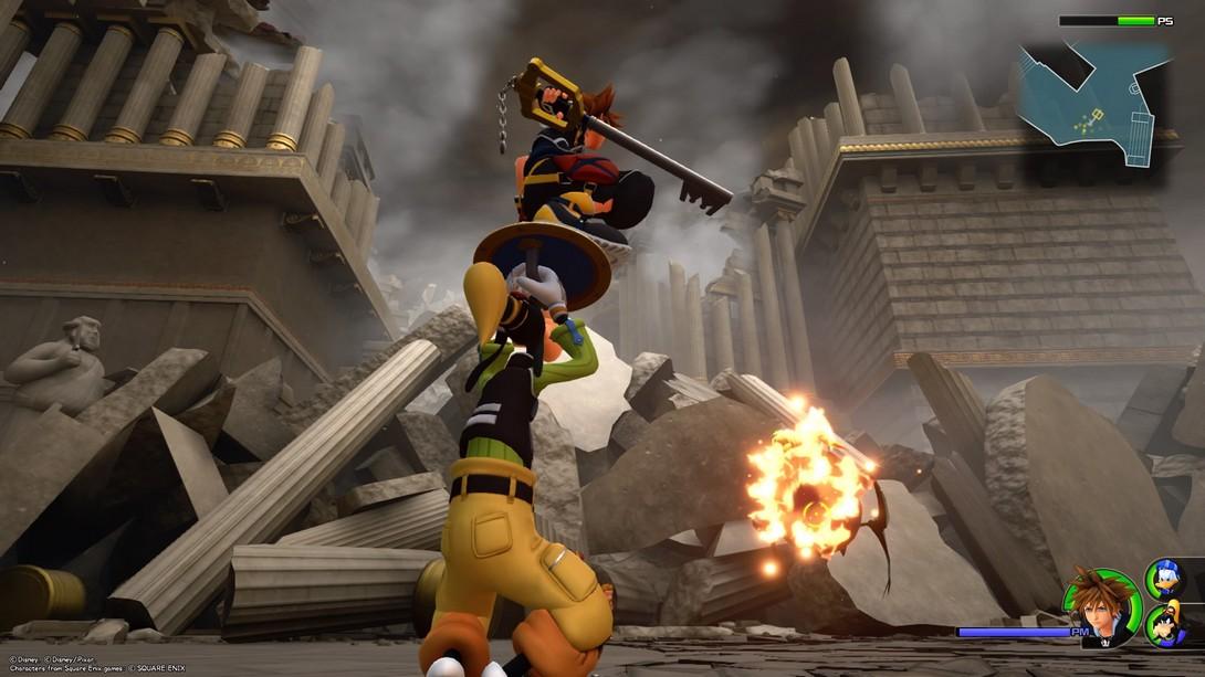 Kingdom Hearts 3 recensione