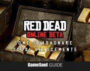 Red Dead Online – Come guadagnare soldi velocemente   Guida