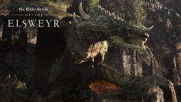The Elder Scrolls Online: la nuova espansione Elsweyr introduce i draghi