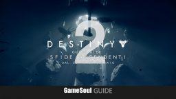 Destiny 2 – Guida alle Sfide Ascendenti: dal 22 al 29 gennaio
