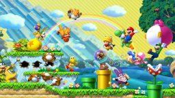 Un trailer di lancio per New Super Mario Bros. U Deluxe