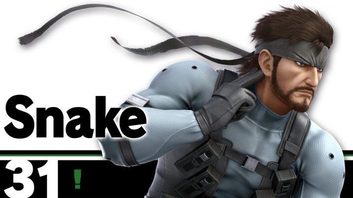 Super Smash Bros. Ultimate: tantissimi Amiibo in arrivo, tra cui Snake e Allenatore di Pokémon
