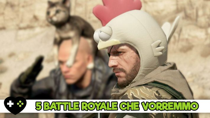 5 Battle Royale che vorremmo vedere a tutti i costi
