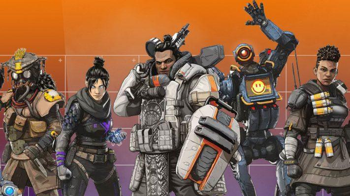 Apex Legends: trapelano i nomi e le abilità di due nuovi personaggi