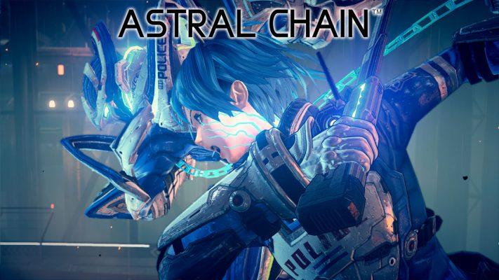 Astral Chain è il nuovo gioco di PlatinumGames in esclusiva per Nintendo Switch