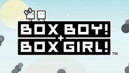 BOX BOY! + BOX GIRL! annunciato in esclusiva Nintendo Switch