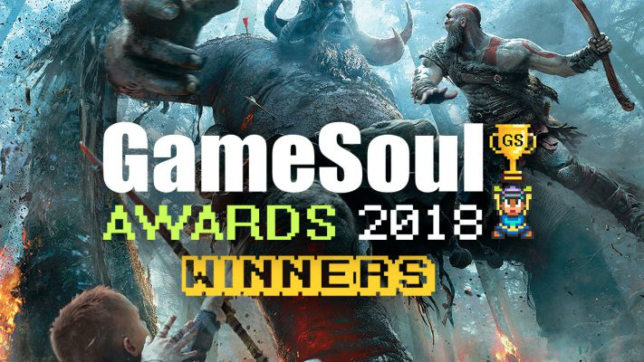 GameSoul Awards 2018 – I Vincitori!