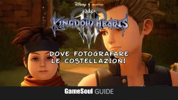 Kingdom Hearts 3 – Fotografare tutte le Costellazioni | Guida