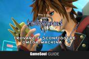 Kingdom Hearts 3 Guida Omega Machina
