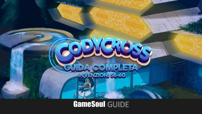 Codycross: Puzzle Cruciverba – Soluzione: Invenzioni 56-60