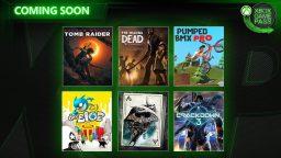 Shadow of the Tomb Raider e Crackdown 3 tra i titoli di febbraio su Xbox Game Pass
