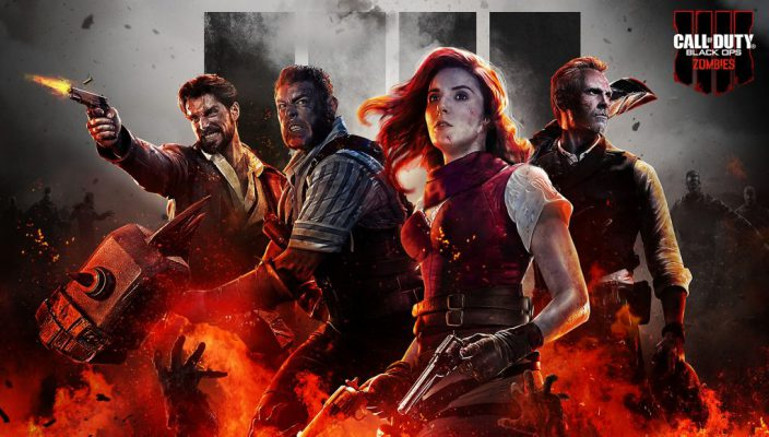 Call of Duty Black Ops 4: tutti i contenuti del nuovo aggiornamento Male Antico