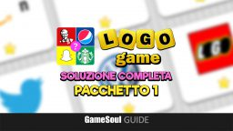 Logo Game – Soluzione completa General Logos: Pacchetto 1