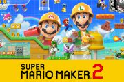 Trapela la data di uscita di Super Mario Maker 2