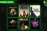 Deus Ex: Mankind Divided e Vampyr tra i nuovi giochi di marzo su Xbox Game Pass