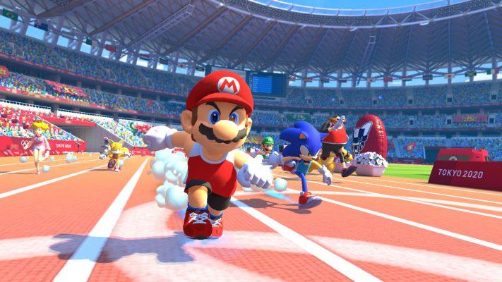Mario & Sonic gareggiano nel trailer di Giochi Olimpici di Tokyo 2020 – Il Videogioco Ufficiale