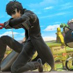 Persona 5 Joker Smash Bros