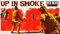 """Red Dead Online si aggiorna con la nuova Resa dei Conti """"Tutto in Fumo"""""""