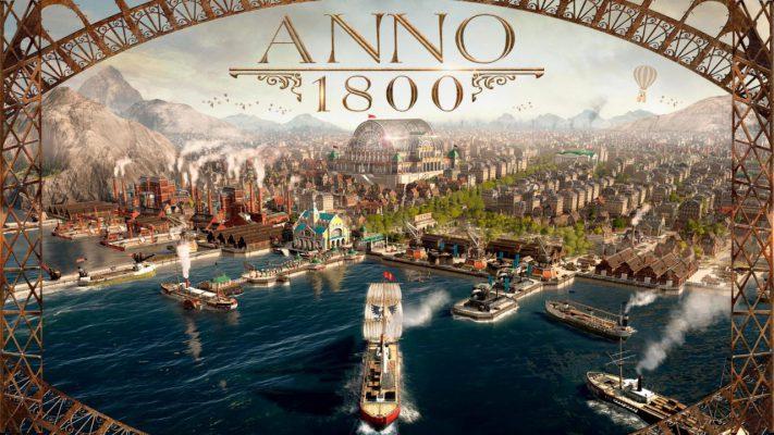 Anno 1800, Ubisoft rivela i requisiti per PC