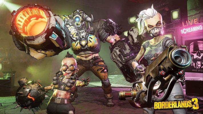 Borderlands 3, il primo video di gameplay arriverà il 1 maggio, ecco dove seguirlo