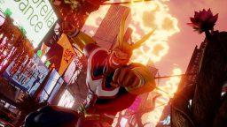 Jump Force, All Might si scatena nel nuovo trailer