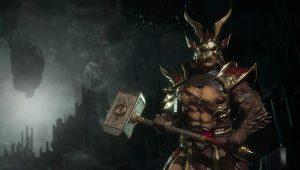 Mortal Kombat 11: Shao Kahn non ha pietà di nessuno nel nuovo trailer