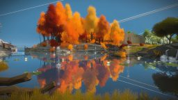 The Witness gratis su Epic Games Store, Transistor è il prossimo