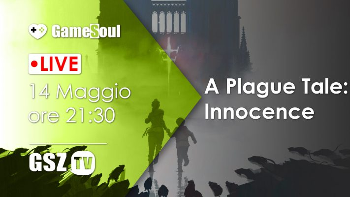 A Plague Tale: Innocence – Un Live Streaming da incubo