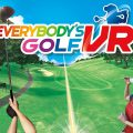 Everybody's Golf VR immagine in evidenza