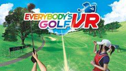 Everybody's Golf VR immagine in evidenza