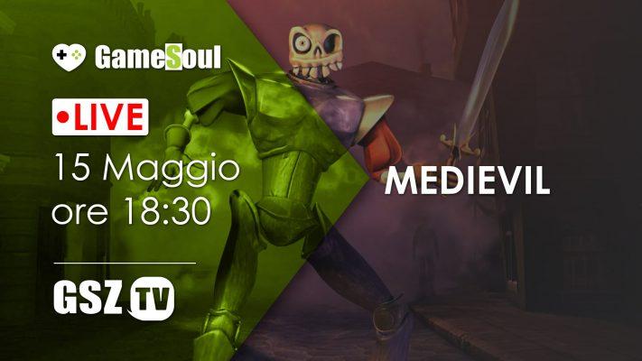 MediEvil – Un live streaming per ripercorrere le gesta di Sir Daniel Fortesque