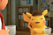 Un nuovo Detective Pikachu in lavorazione per Switch