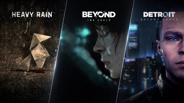 Beyond Heavy Rain Detroit PC