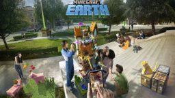 Microsoft annuncia Minecraft Earth, titolo in realtà aumentata per smartphone