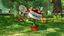 Mario Tennis Aces Fire Piranha Plant