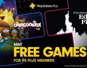 PlayStation Plus: i giochi gratuiti di maggio 2019