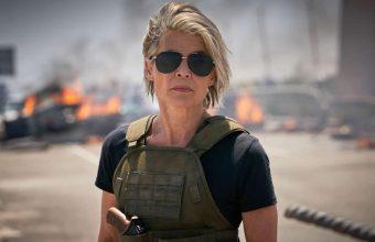Sarah Connor ritorna nel primo trailer di Terminator: Destino Oscuro