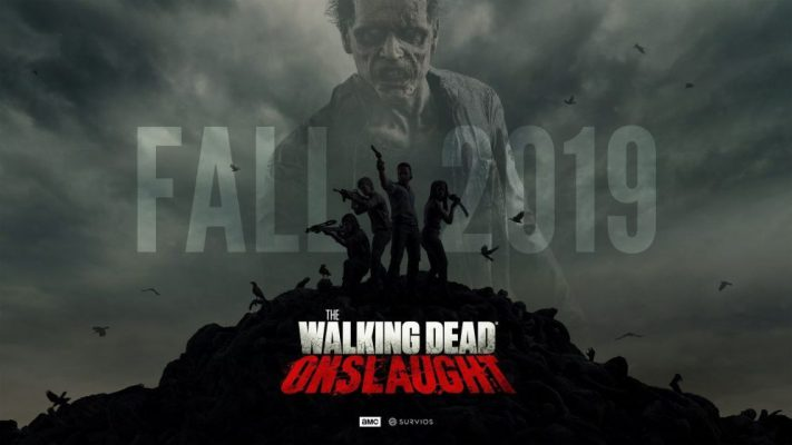 Annunciato The Walking Dead: Onslaught per PlayStation VR e PC
