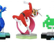 totaku viewtiful joe space invaders mega man
