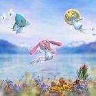 Pokémon GO: Uxie, Mespirit e Azelf disponibili sia selvatici che nei Raid Leggendari