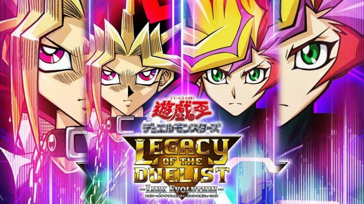 Yu-Gi-Oh! Legacy of the Duelist: Link Evolution ha una data di uscita