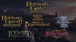 Baldur's Gate e altri D&D classici arrivano per la prima volta su console