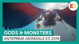Annunciato Gods & Monsters, il nuovo gioco dai creatori di Assassin's Creed