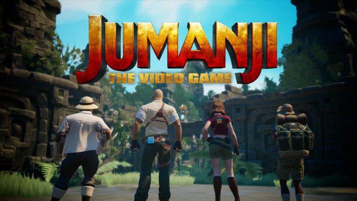 Bandai annuncia Jumanji: il Videogioco, data e trailer