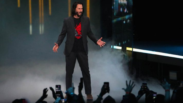 Keanu Reeves: da Cyberpunk 2077 al Marvel Cinematic Universe?