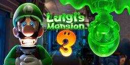 Luigi's Mansion 3, un video mostra l'intera demo dell'E3 2019