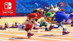 Mario & Sonic ai Giochi Olimpici di Tokyo 2020 arriva a novembre, nuovo trailer